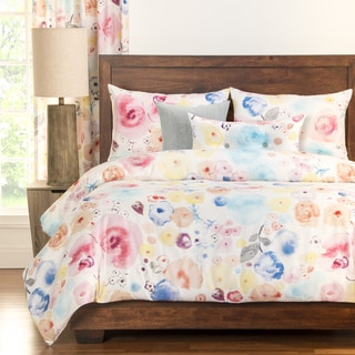 Siscovers Polka Dot Poppies 6-piece Duvet Set