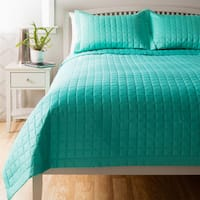 700 Thread Count Quilted Coverlet