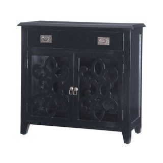 Dimond Home Alsace Chest in Black