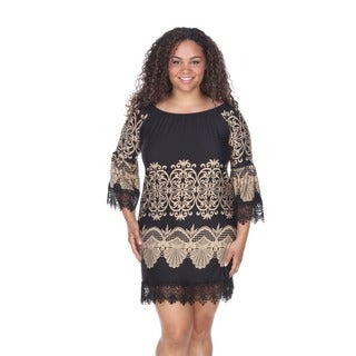 White Mark Women's Plus Size 'Alta' Dress (More options available)