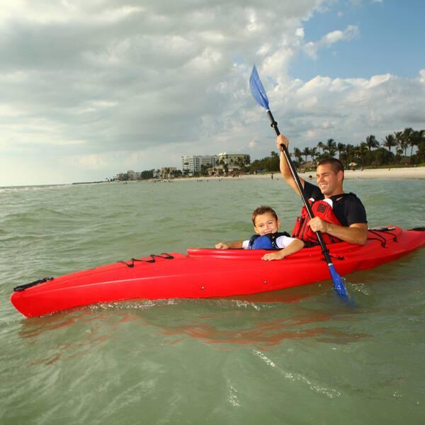 Shop LIfetime Eddy 132 Kayak - Free Shipping Today