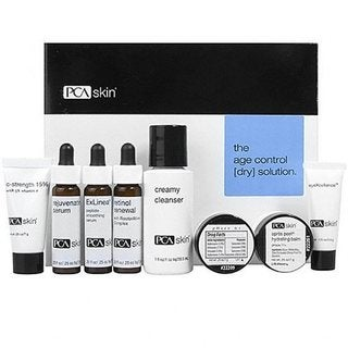 PCA Skin The Age Control (Dry) Trial Size Solution Kit