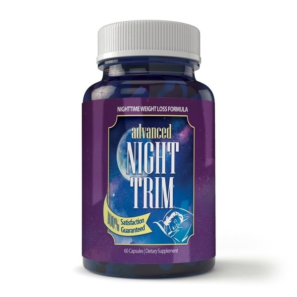 Night Trim Pm Weight Loss Aid 30 Day Supply 60 Capsules