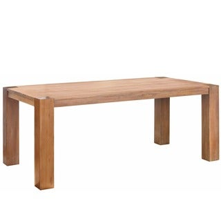 Scandinavian Lifestyle Acacia Large Dining Table