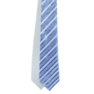 Davidoff 100-percent Silk Blue Neck Tie