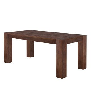 Scandinavian Lifestyle Acacia Wide Leg Large Dining Table