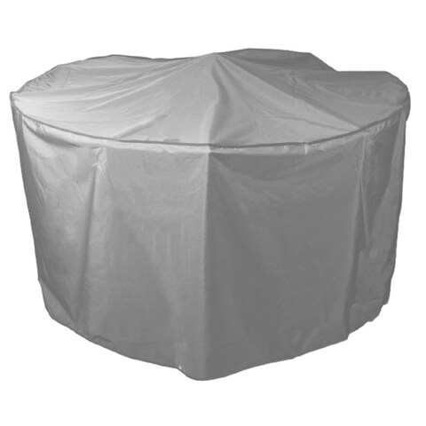 Bosmere Deluxe Weatherproof 98-inch Round Patio Set Cover