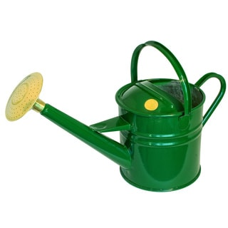 English Garden Peter Rabbit-Style 1.2-Gallon Haws Metal Watering Can