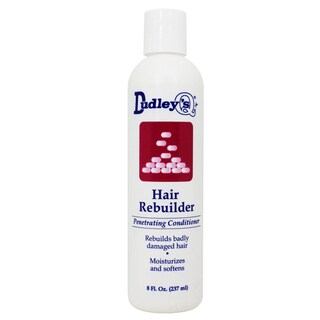 Dudley's Hair Rebuilder Penetrating Unisex 8-ounce Conditioner