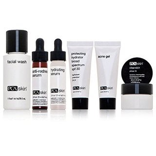 PCA The Sensitive (Oily) Skin Solution Trial Size Kit
