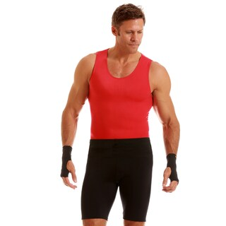 Insta Slim Men's Compression Padded Cycling Shorts (3 options available)