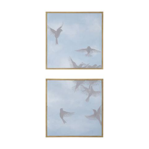 Dimond Home 'Swifte' Framed Wall Art (Set of 2)