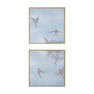 Dimond Home 'Swifte' Framed Wall Art (Set of 2)