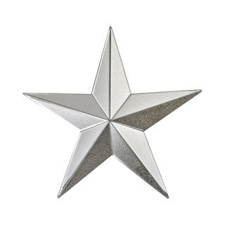Dimond Home Wishmaker Antiqued 18-inch Mirrored Star Wall Decor