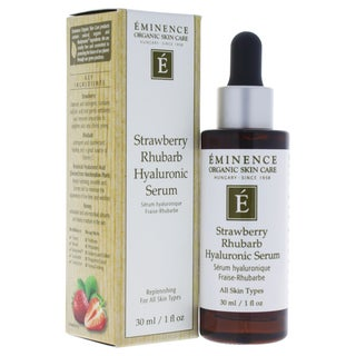 Eminence Strawberry Rhubarb 1-ounce Hyaluronic Serum