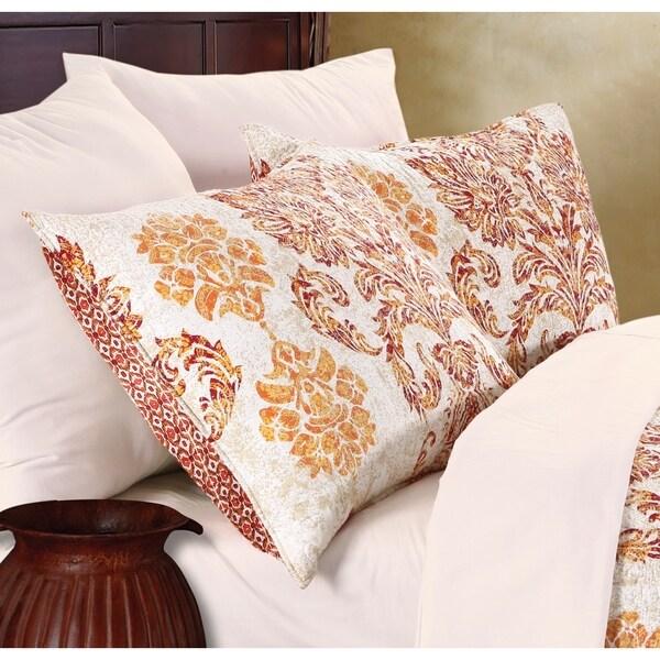 Greenland Home Fashions  Tuscany Pillow Sham Set
