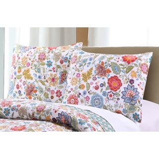 Greenland Home Fashions Astoria Pillow Sham Set