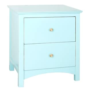 Porthos Home Holly Double Drawer End Table