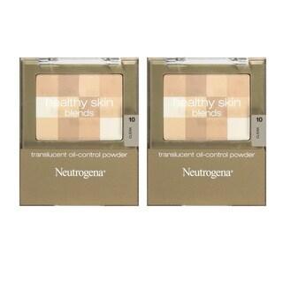 Neutrogena Healthy Skin Translucent Oil-Control Powder