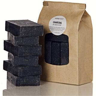 Simplici Charcoal Soap Value Bag (6 Bars)
