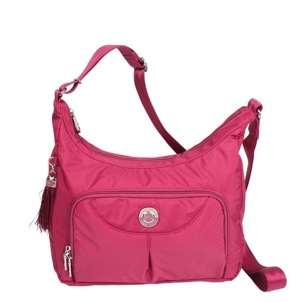 Beside-u Tristan Travel Hobo Handbag