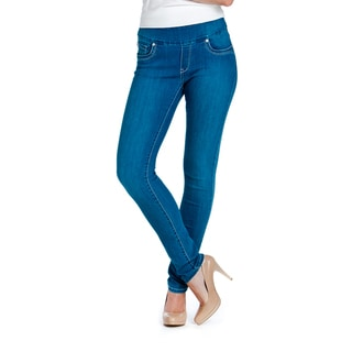 Bluberry Women's Light Blue Skinny Jeans