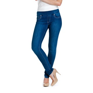 Bluberry Women's Medium Blue Skinny Jeans