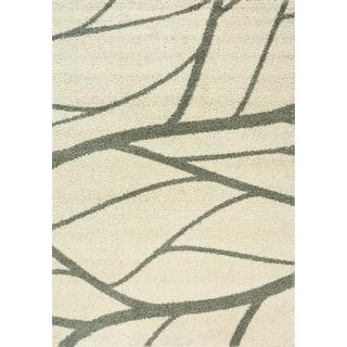 Linon Trio Collection Black Grey Tree Silhouette Modern
