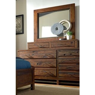 Navigator Jewelry Box, Mirror, and Dresser Set