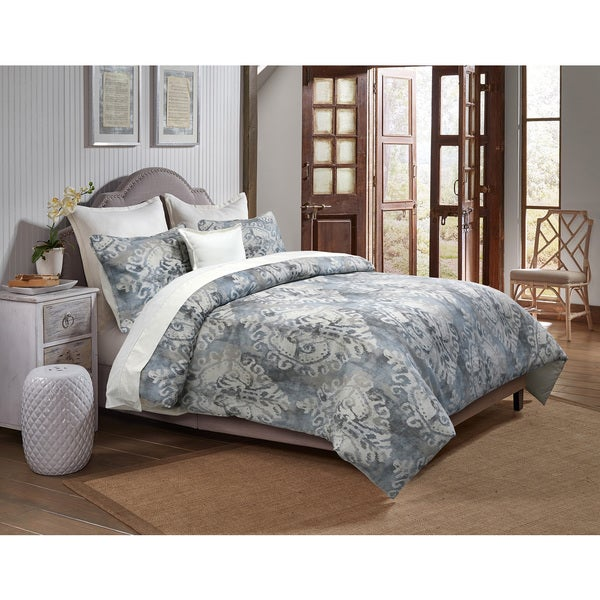 Grand Luxe Soledad 3-piece Duvet Cover Set