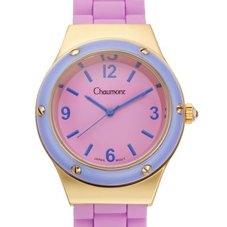 Chaumont Women's Renata Silicone Watch