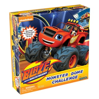 Shop Blaze And The Monster Machines Monster Dome Challenge