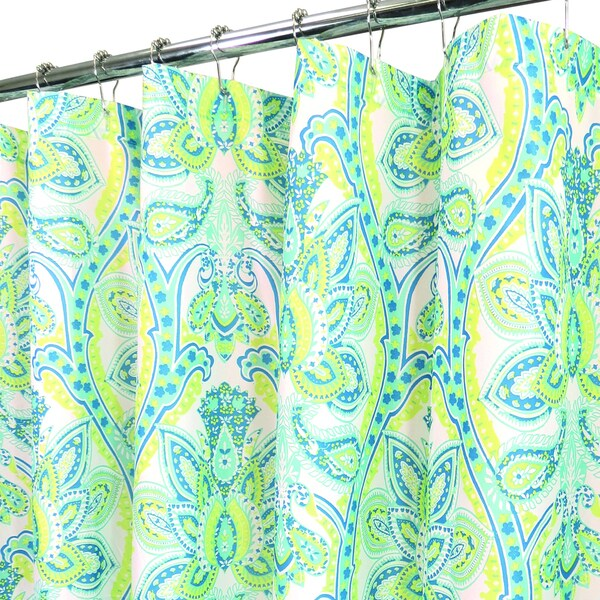 Park B. Smith Palisade Watershed Shower Curtain