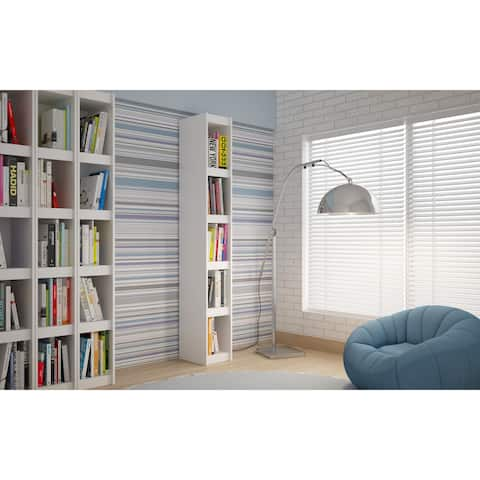 Accentuations by Manhattan Comfort Valuable Parana Bookcase 1.0 with 5-Shelves