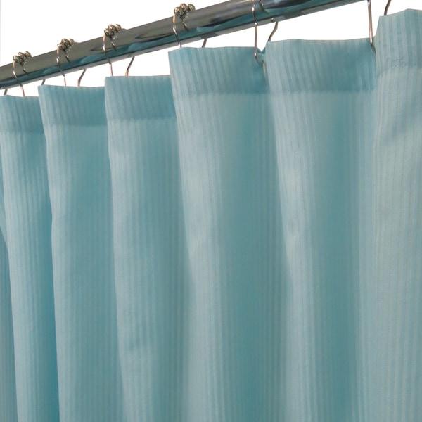 Park B. Smith Splendid Stripe Watershed Shower Curtain
