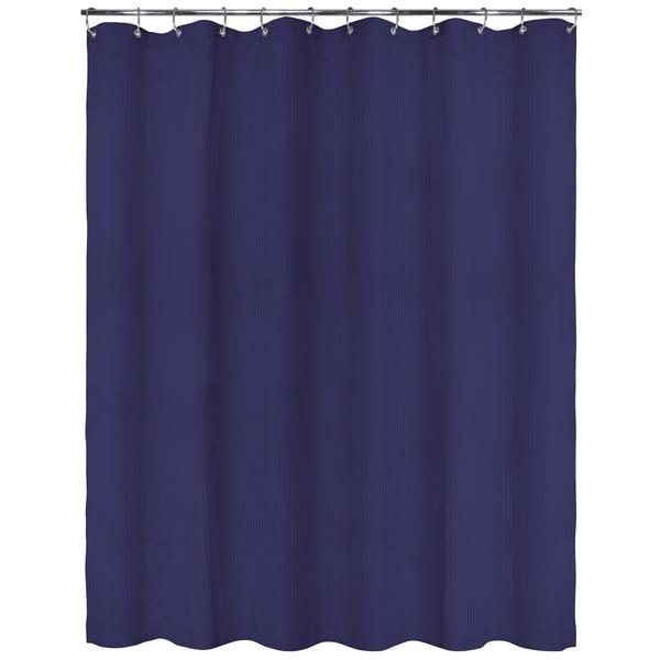 Park B. Smith Satin Stripe Shower Curtain
