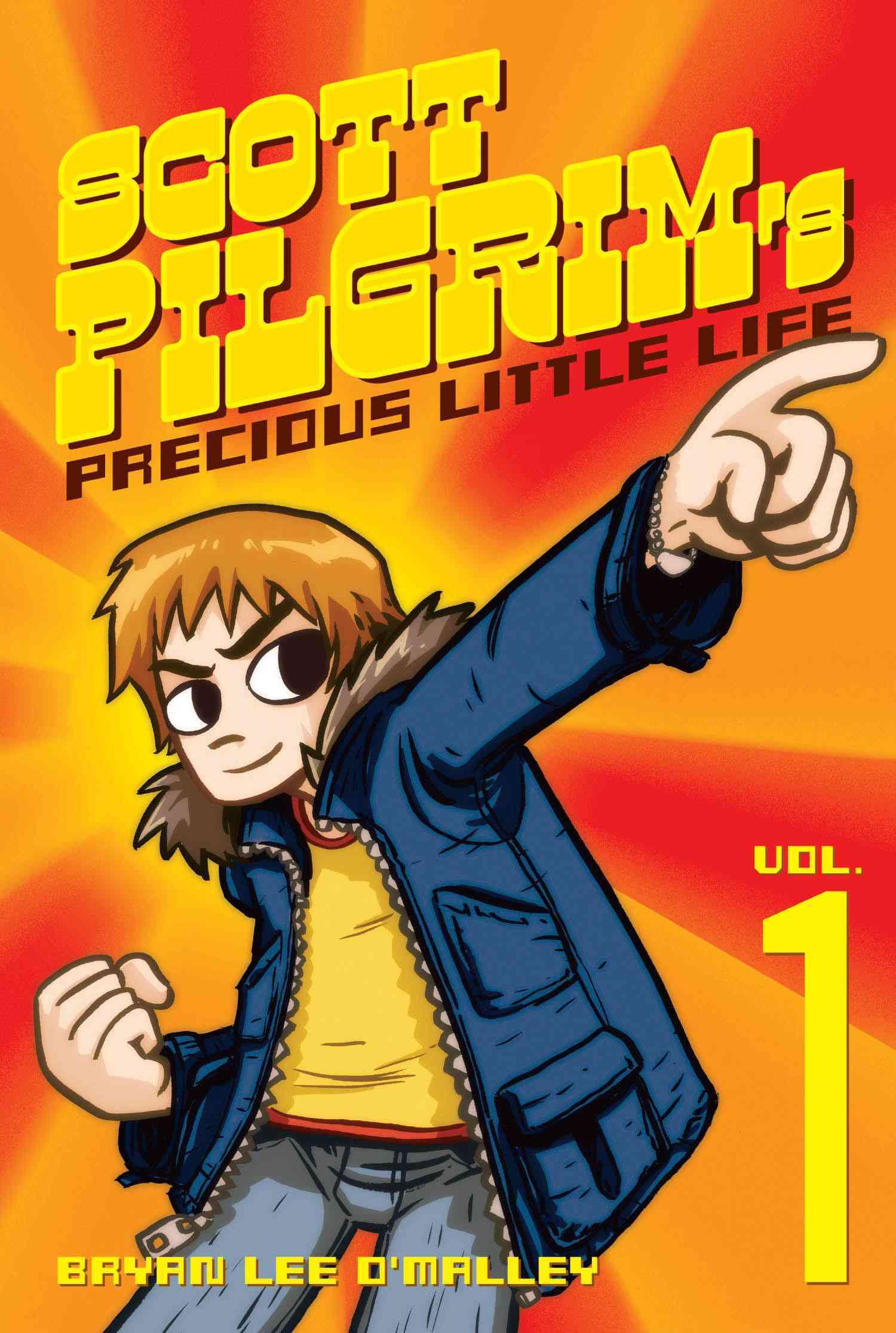 Scott Pilgrim's Precious Little Life 1 (Paperback)