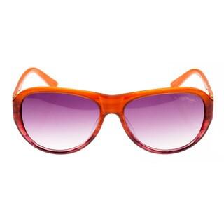 Ed Hardy Peace Plum Purple Gradient 58 15 128 Sunglasses