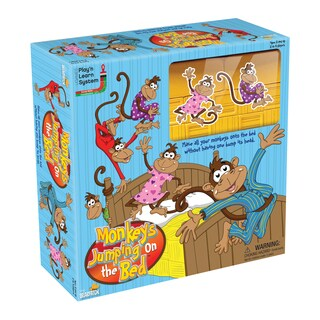 Monkeys Jumping on the Bed Game