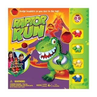 Raptor Run 3D Game