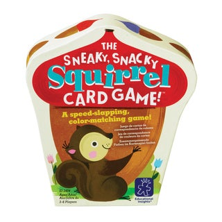 The Sneaky, Snacky Squirrel Card Game