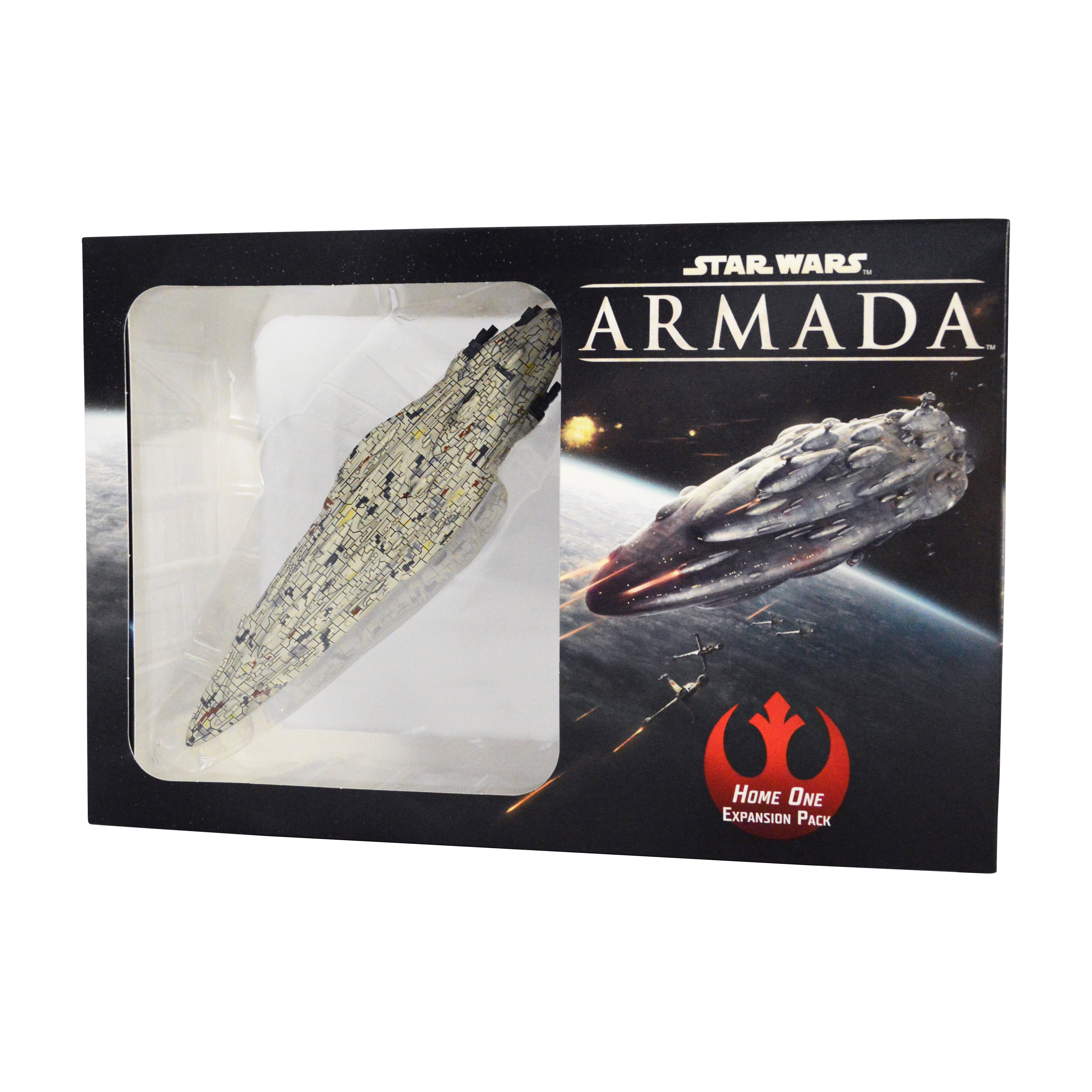 Star Wars ARMADA Home One Expansion Pack GIOCHI UNITI