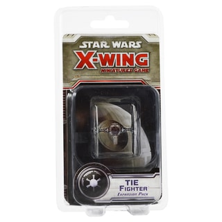 Star Wars X-Wing Miniatures Game TIE Fighter Expansion Pack