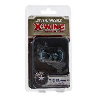 Star Wars X-Wing Miniatures Game TIE Bomber Expansion Pack