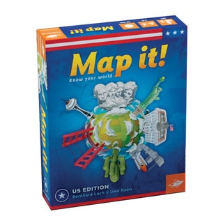 Map It USA Edition