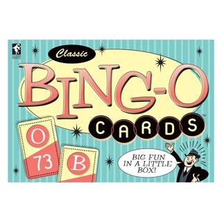 Bing-o Cards