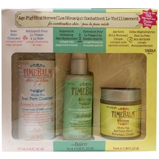 theBalm Timebalm Skincare Age Fighting Heroes for Combination Skin