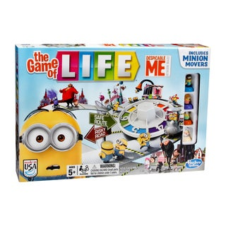 The Game of Life Despicable Me Minion Made Edition