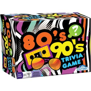 80's 90's Trivia Game