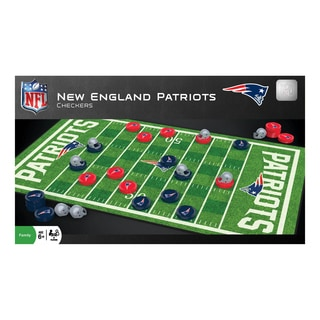 Shop Nfl Checkers New England Patriots Free Shipping On